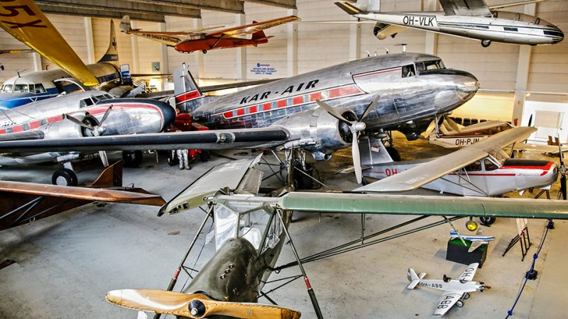 Aviation Museum: Flying a Plane Trendy Again
