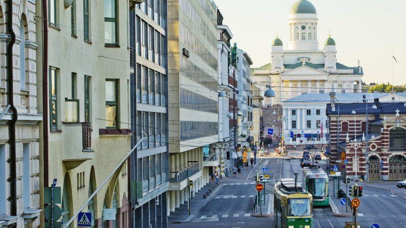 City celebrations in Helsinki