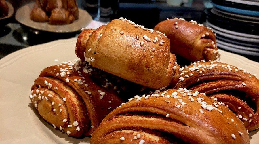 Preparing Finnish Foods
