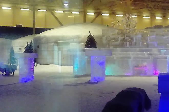 Unique Lapland Helsinki Winter World
