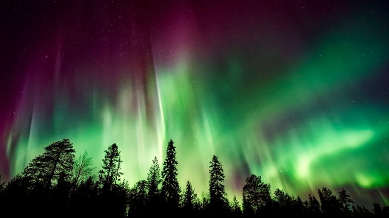 Unearthing the Secret of Northern Lights