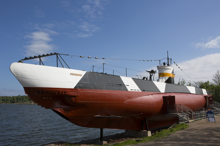 War Attractions of Finland