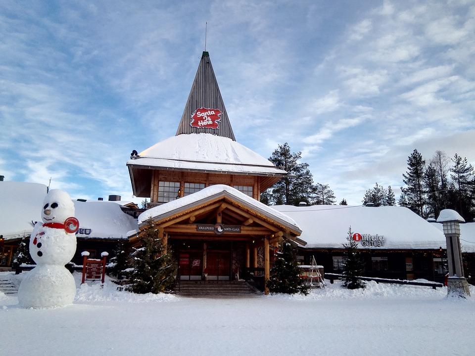 Lapland: Birthplace of Santa