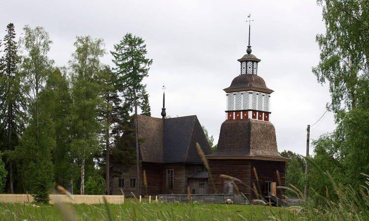 Petajavesi Old Church of Finland