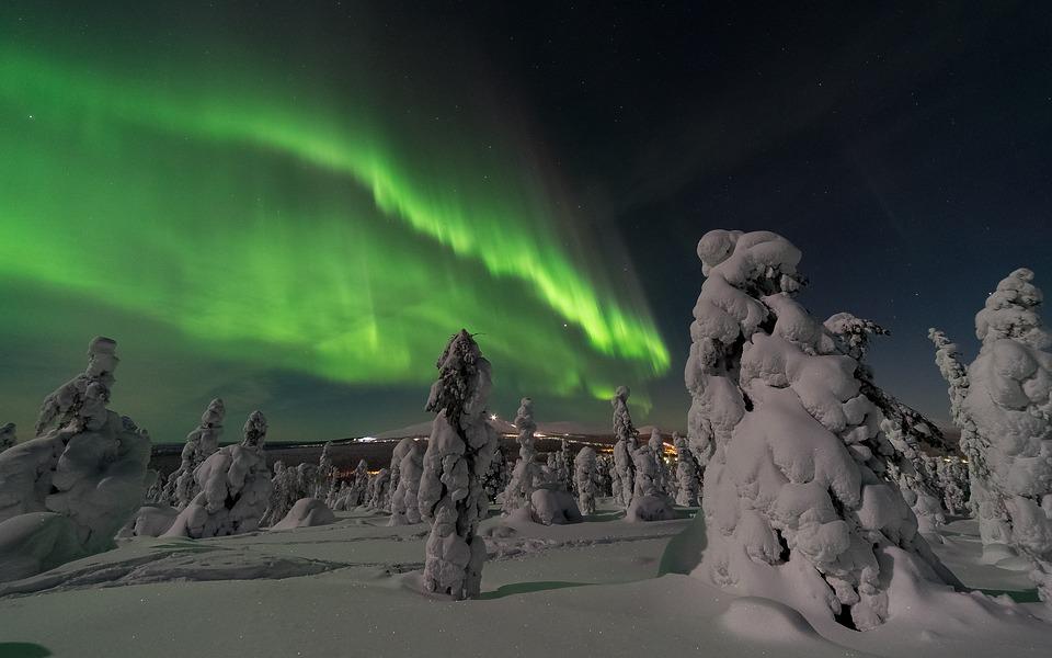 polar night finland
