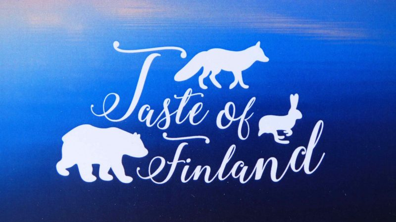Learn the exotic taste of Finland