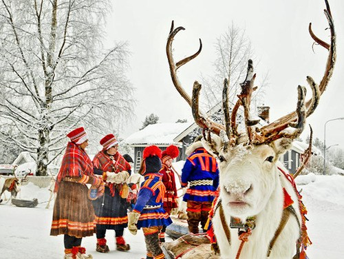 Part of traditional Finland