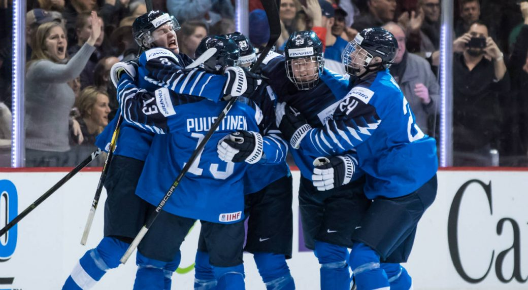 Finland and Hockey