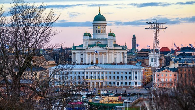Top Three Things to do in Helsinki